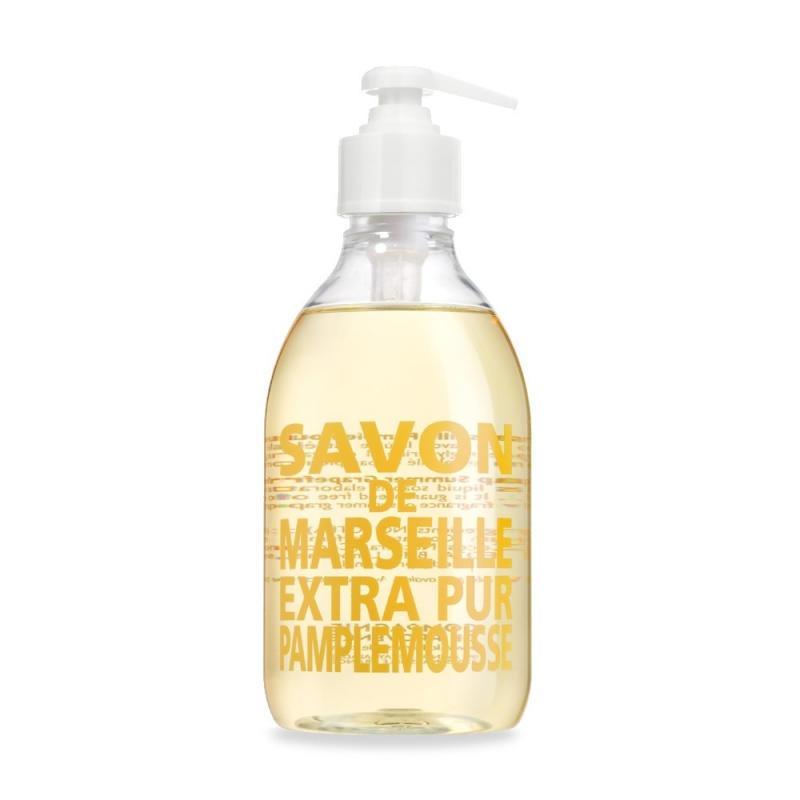 COMPAGNIE DE PROVENCE Tekuté mýdlo Summer Grapefruit 300ml, žlutá barva, plast
