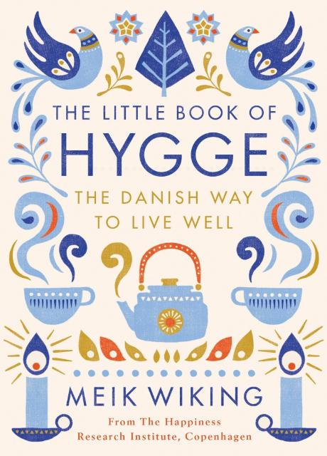 Kniha The little book of HYGGE - Meik Wiking (anglicky)