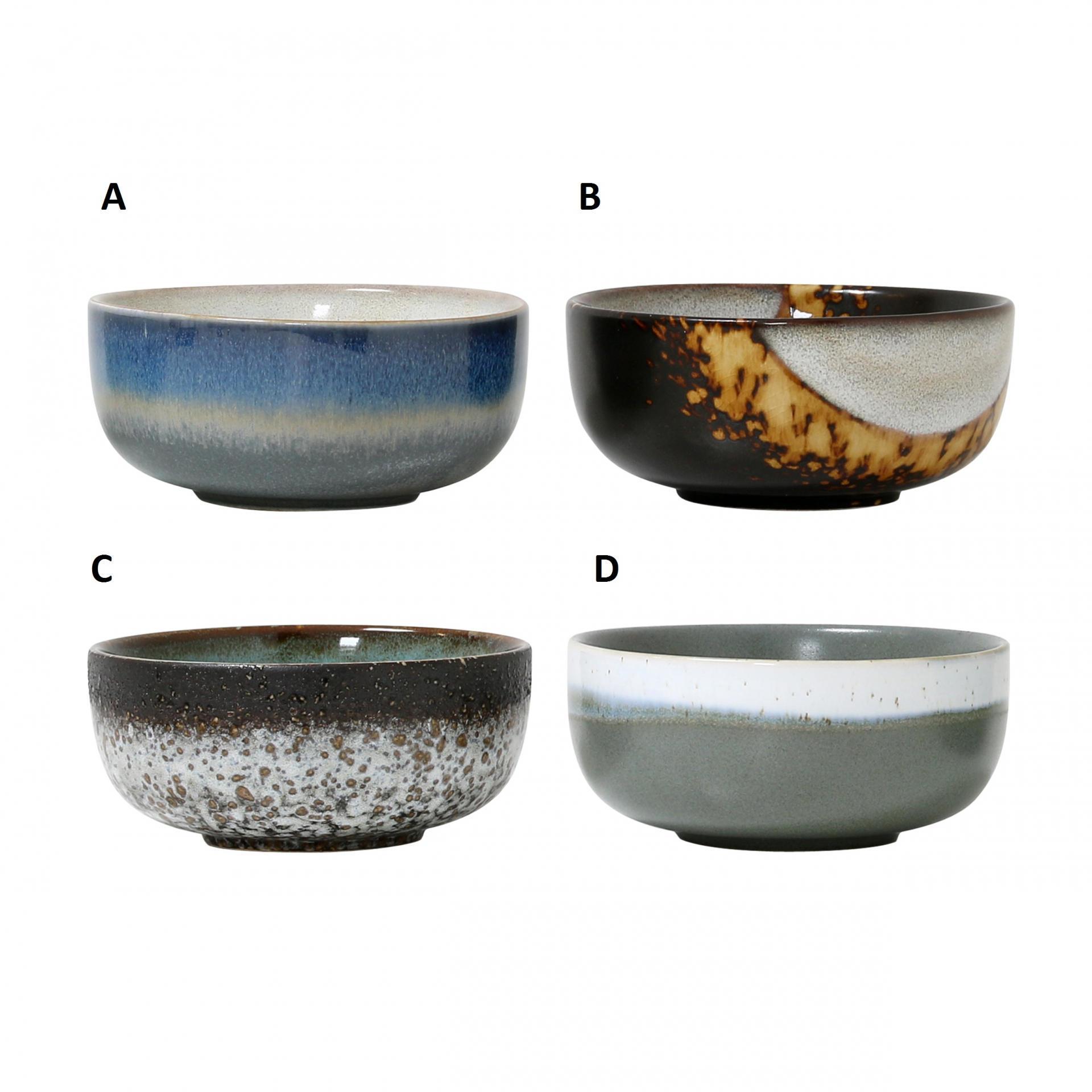 HK living Keramická mistička Variety Typ A, multi barva, keramika