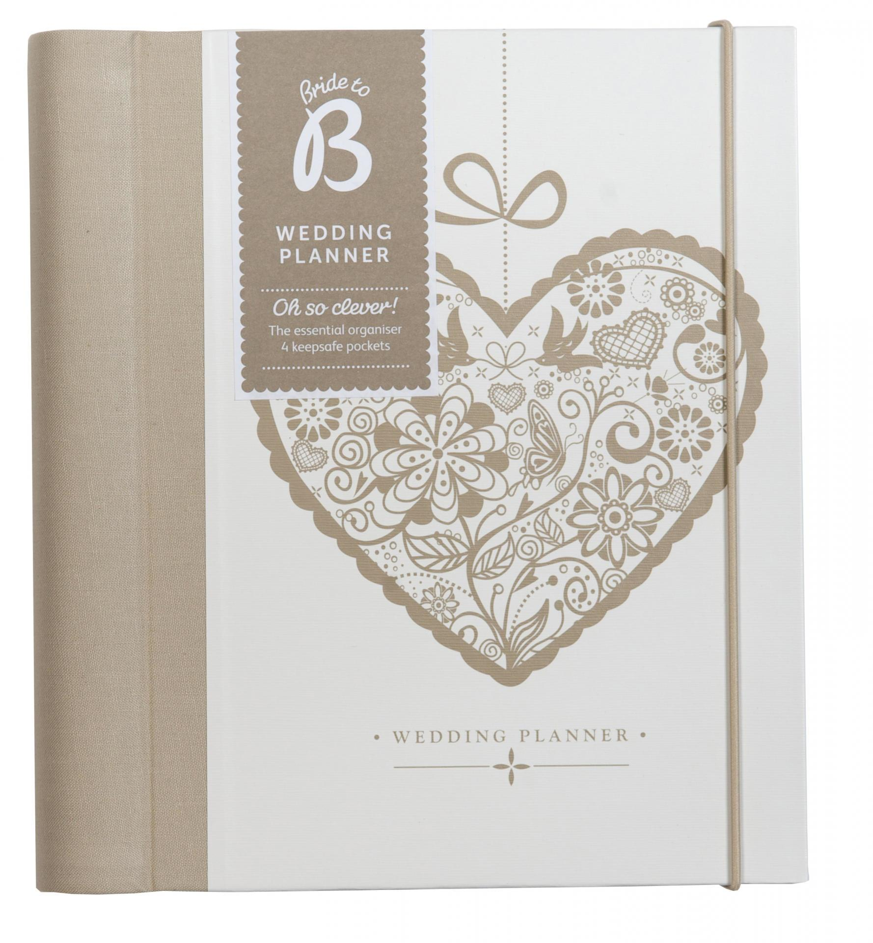Busy B Svatební plánovač Bride to B Heart