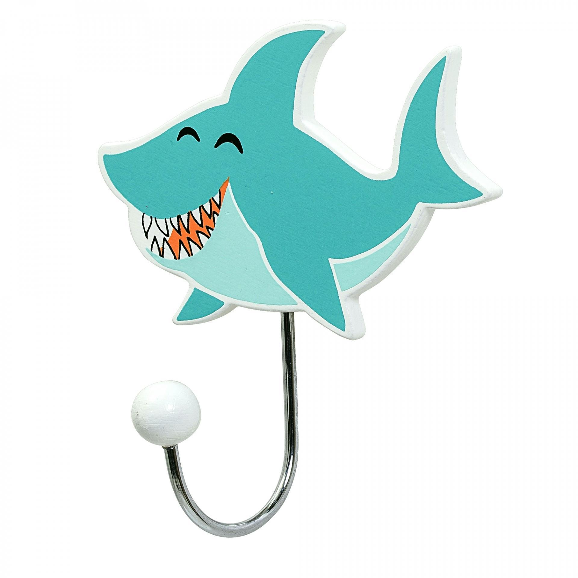 Bloomingville Dětský háček Shark