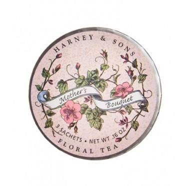 Harney & Sons Bylinný čaj Mother´s Bouguet - 3 sáčky
