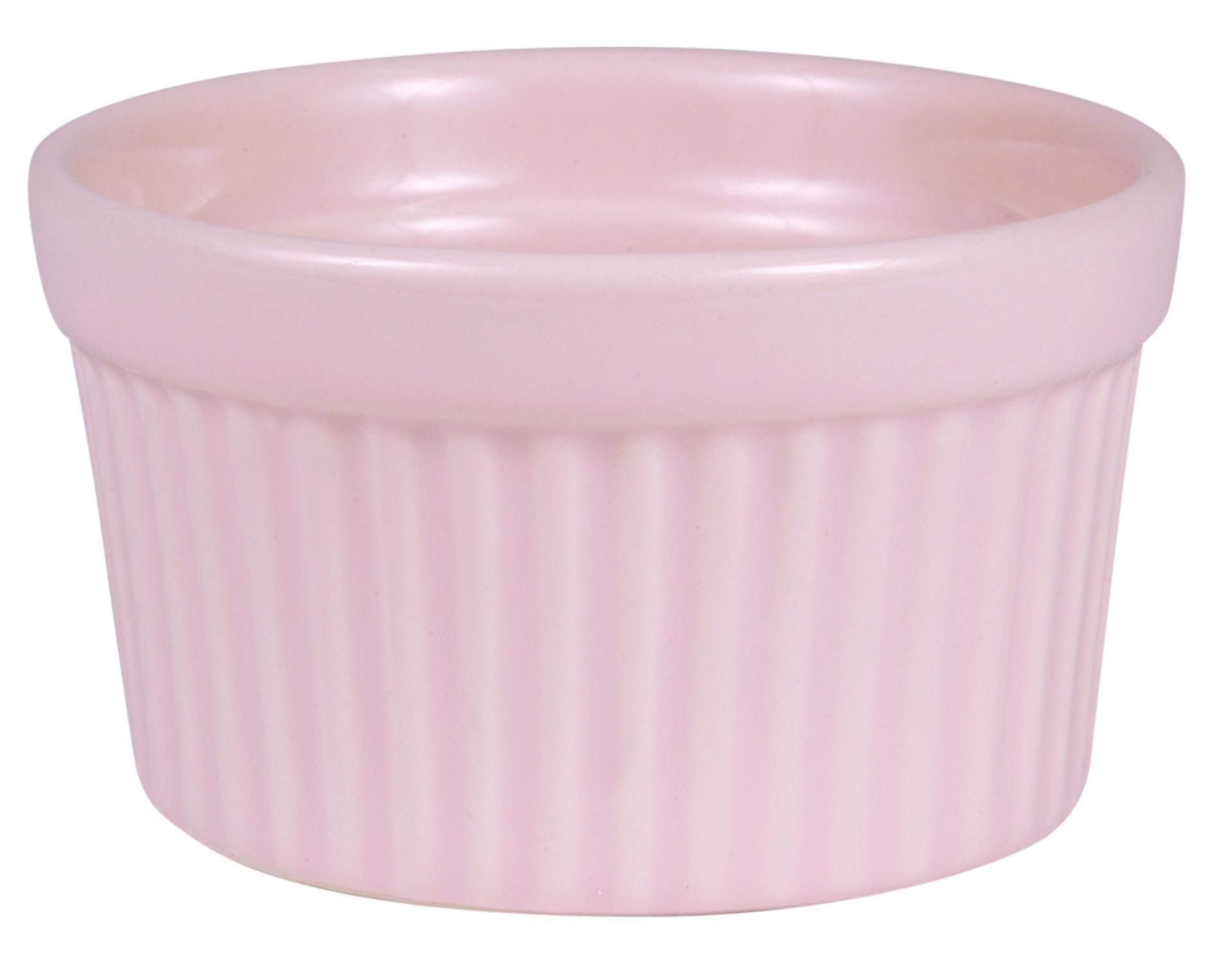 IB LAURSEN Ramekin forma Mynte English Rose, růžová barva, keramika