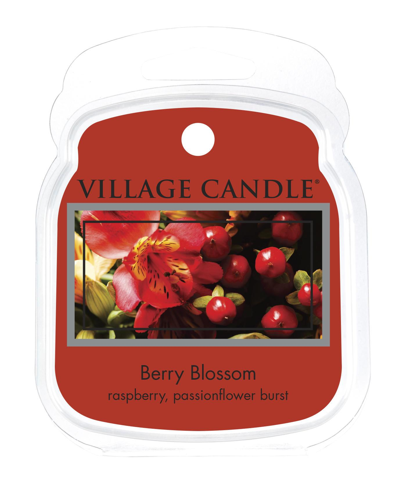Village Candle Vosk do aromalampy Berry Blossom