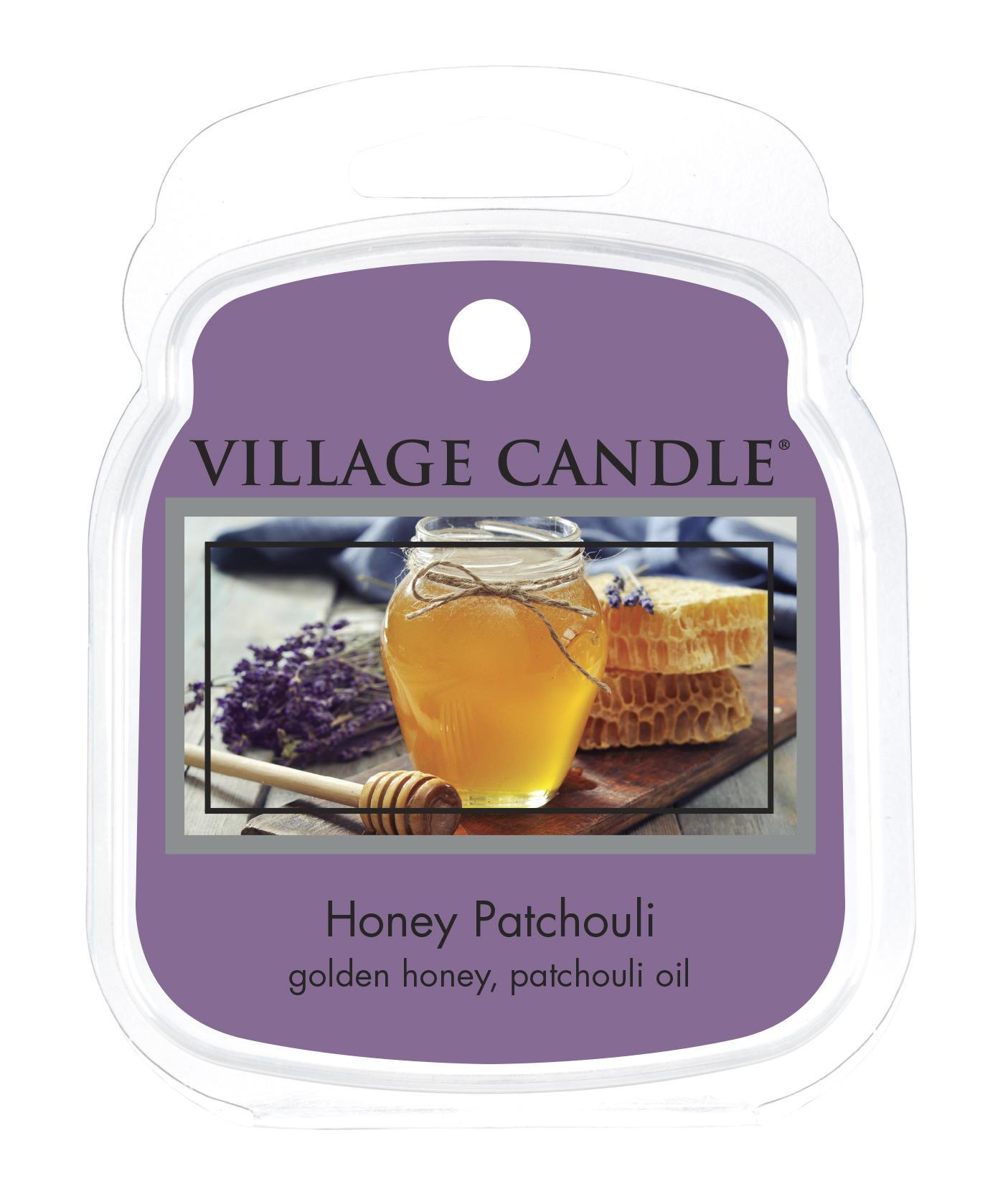 Village Candle Vosk do aromalampy Honey Patchouli