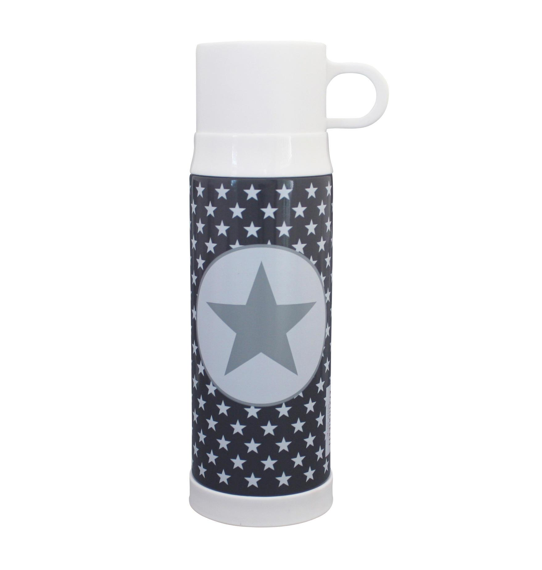 Krasilnikoff Termoska Grey star 500 ml