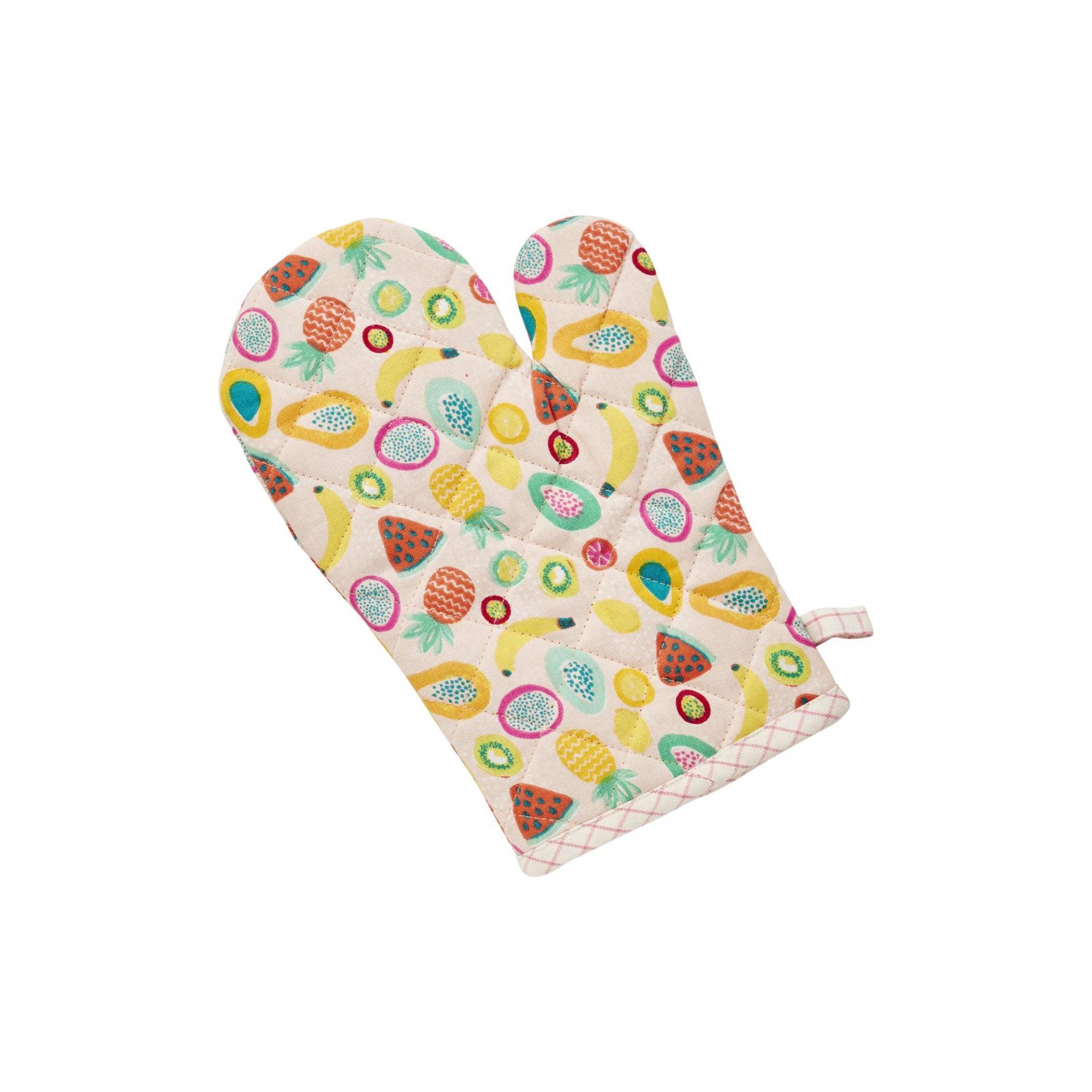 rice Chňapka Tutti Frutti, multi barva, textil