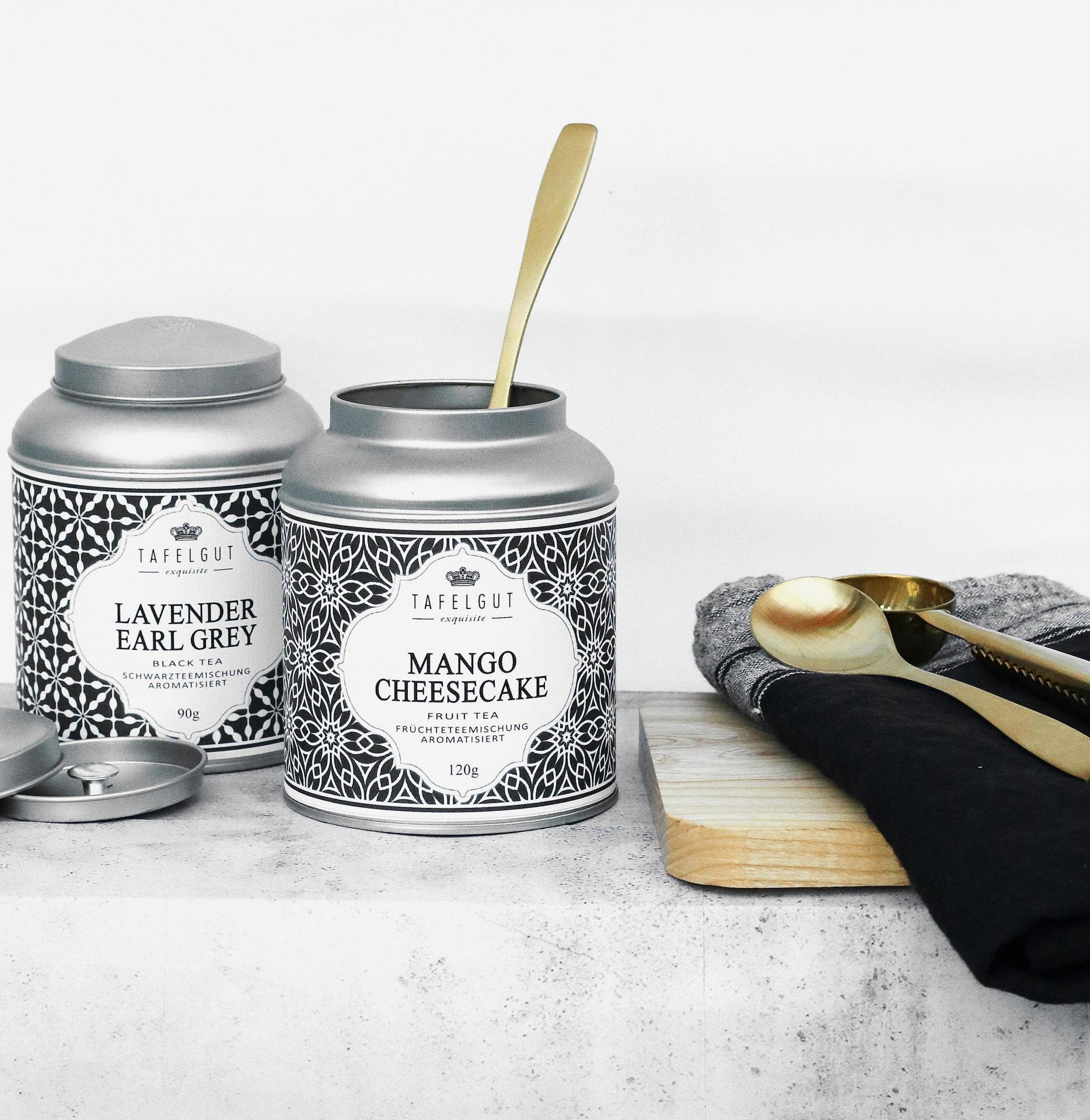 TAFELGUT Ovocný čaj Mango Cheesecake - 120gr
