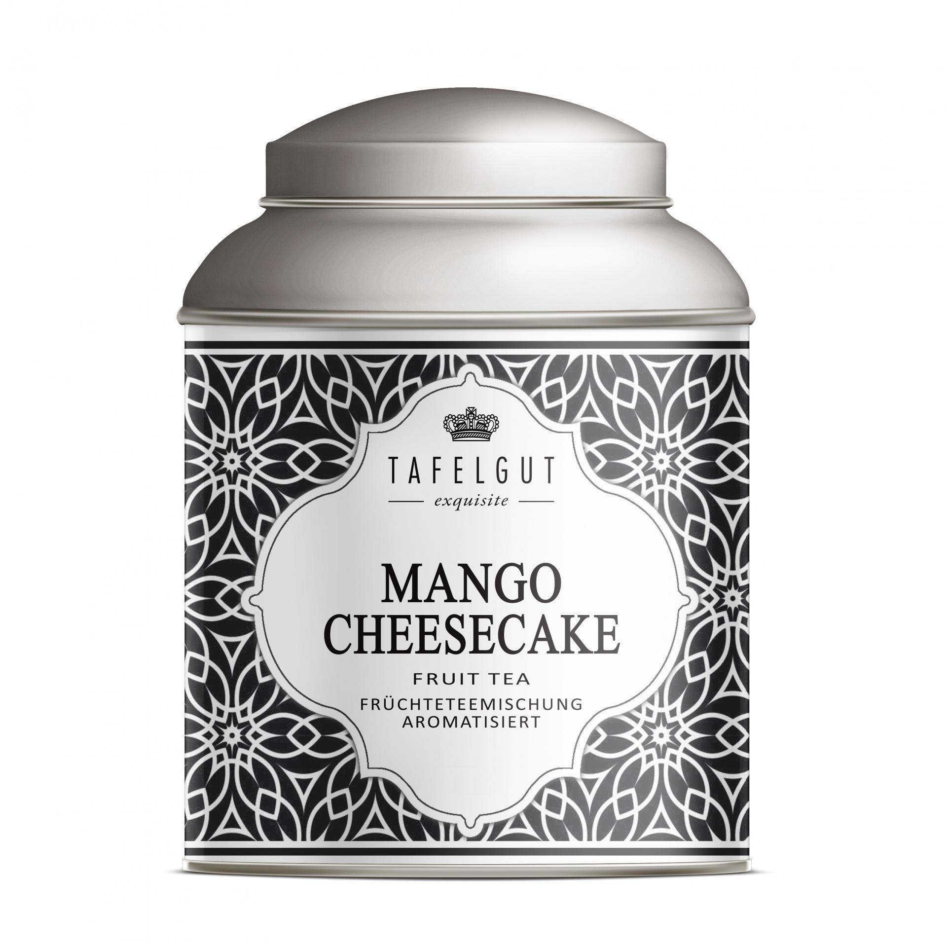 TAFELGUT Mini ovocný čaj Mango Cheesecake - 30gr