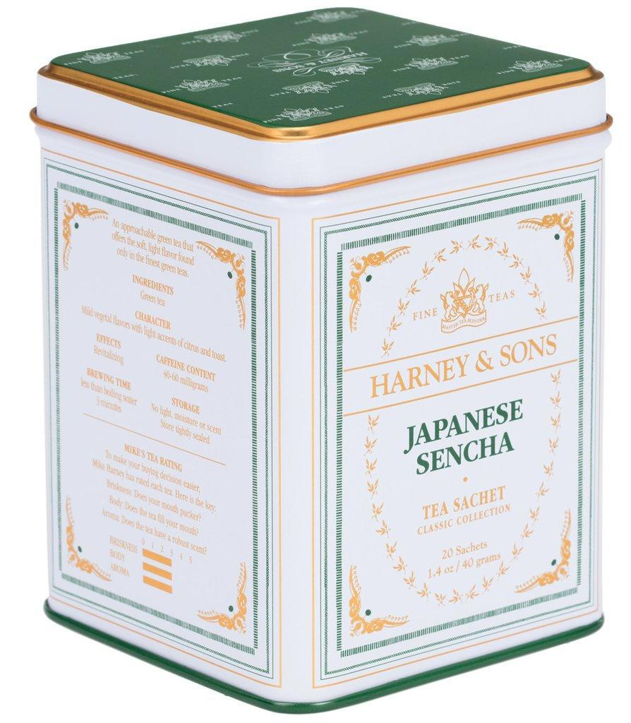 Harney & Sons Zelený čaj Japanese sencha