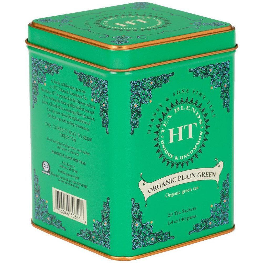 Harney & Sons Zelený čaj Plain green