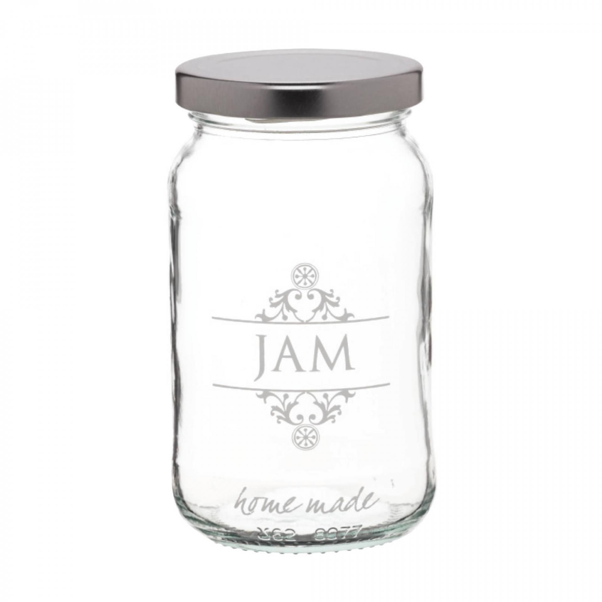 Kitchen Craft Zavařovací sklenice Jam 454 ml