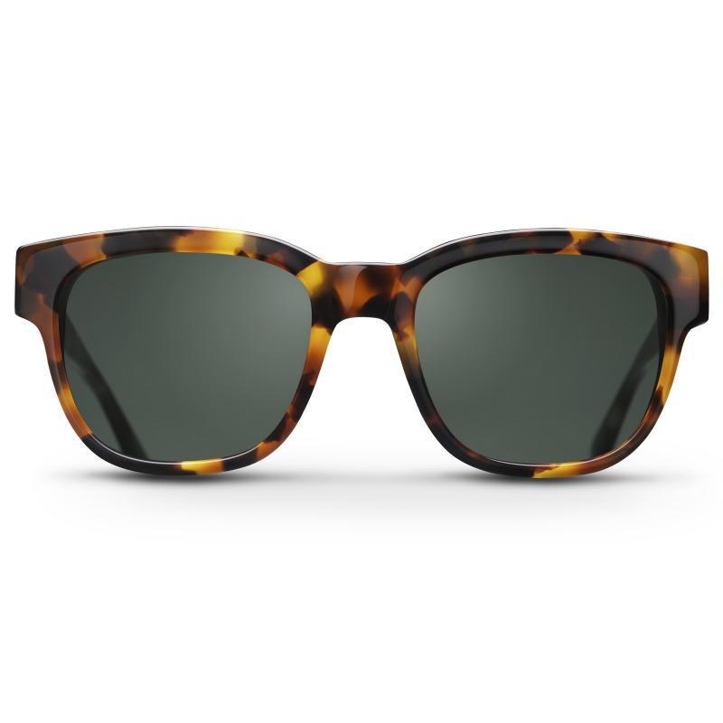 TRIWA Unisex sluneční brýle Triwa - Havana Clyde, oranžová barva, hnědá barva, sklo, plast