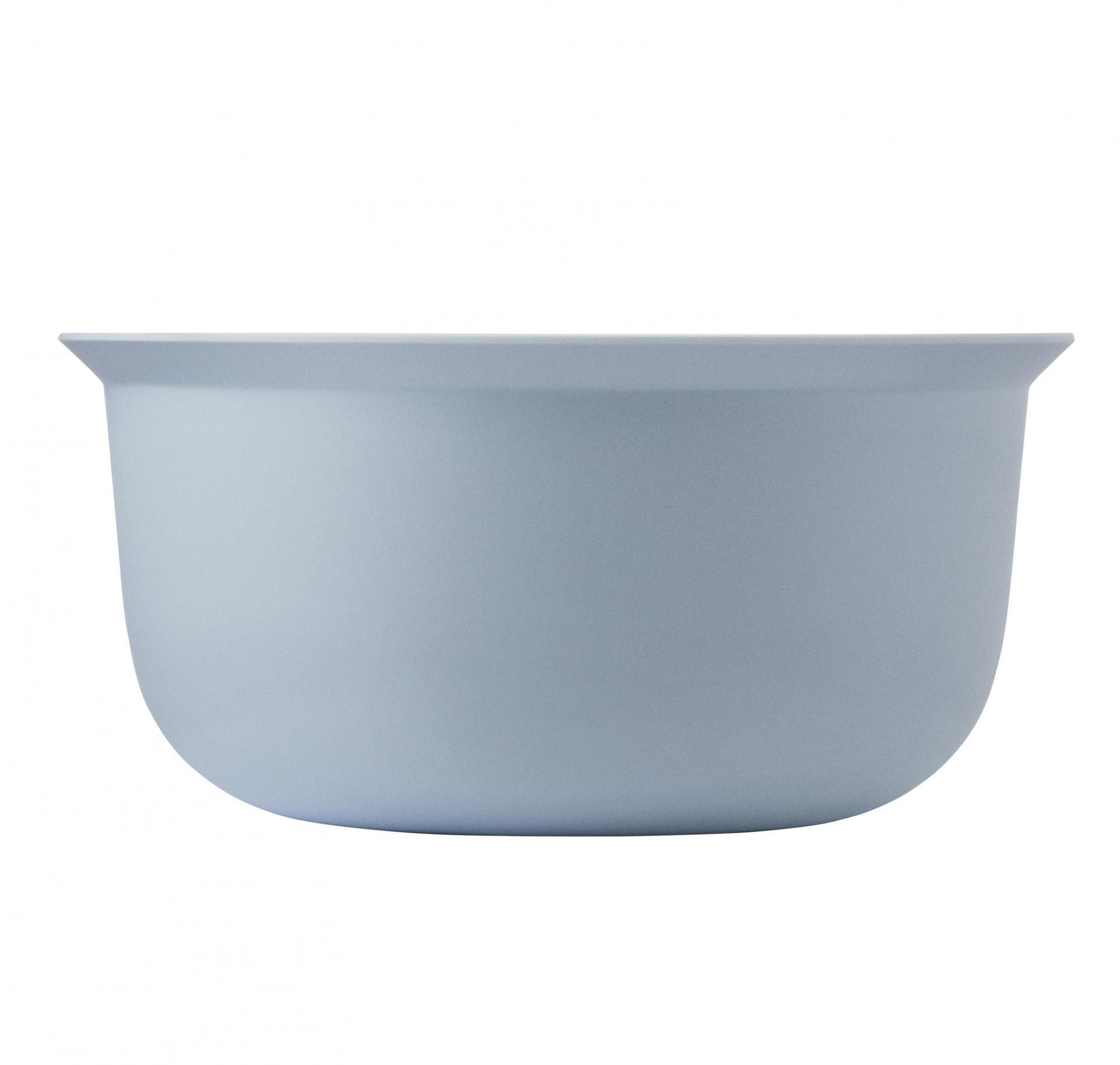 RIG-TIG Velká melaminová mísa Mix-It 3,5 l, modrá barva, melamin