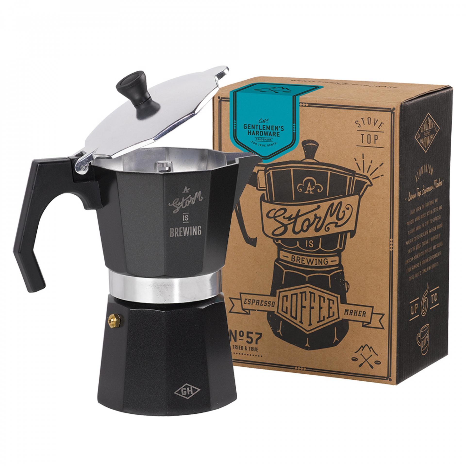 Gentlemen's Hardware Moka konvička na espresso