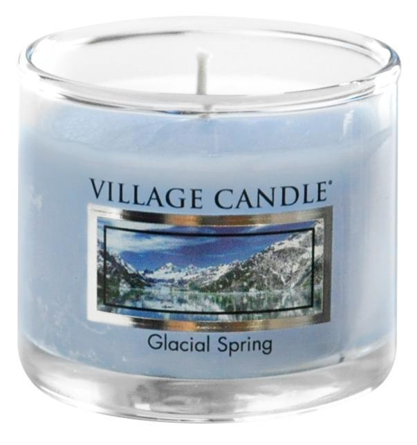 Village Candle Mini svíčka Village Candle - Glacial Spring
