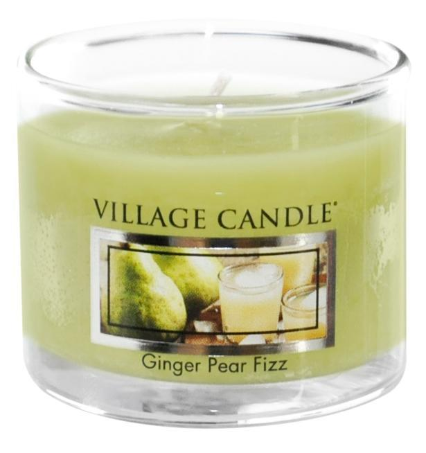 Village Candle Mini svíčka Village Candle - Ginger Pear Fizz