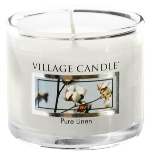 Village Candle Mini svíčka Village Candle - Pure Linen