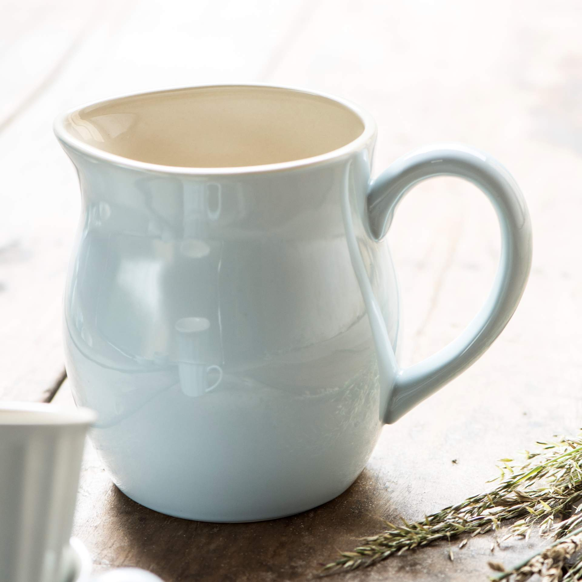IB LAURSEN Džbán Mynte Stillwater 2,5 l, modrá barva, keramika