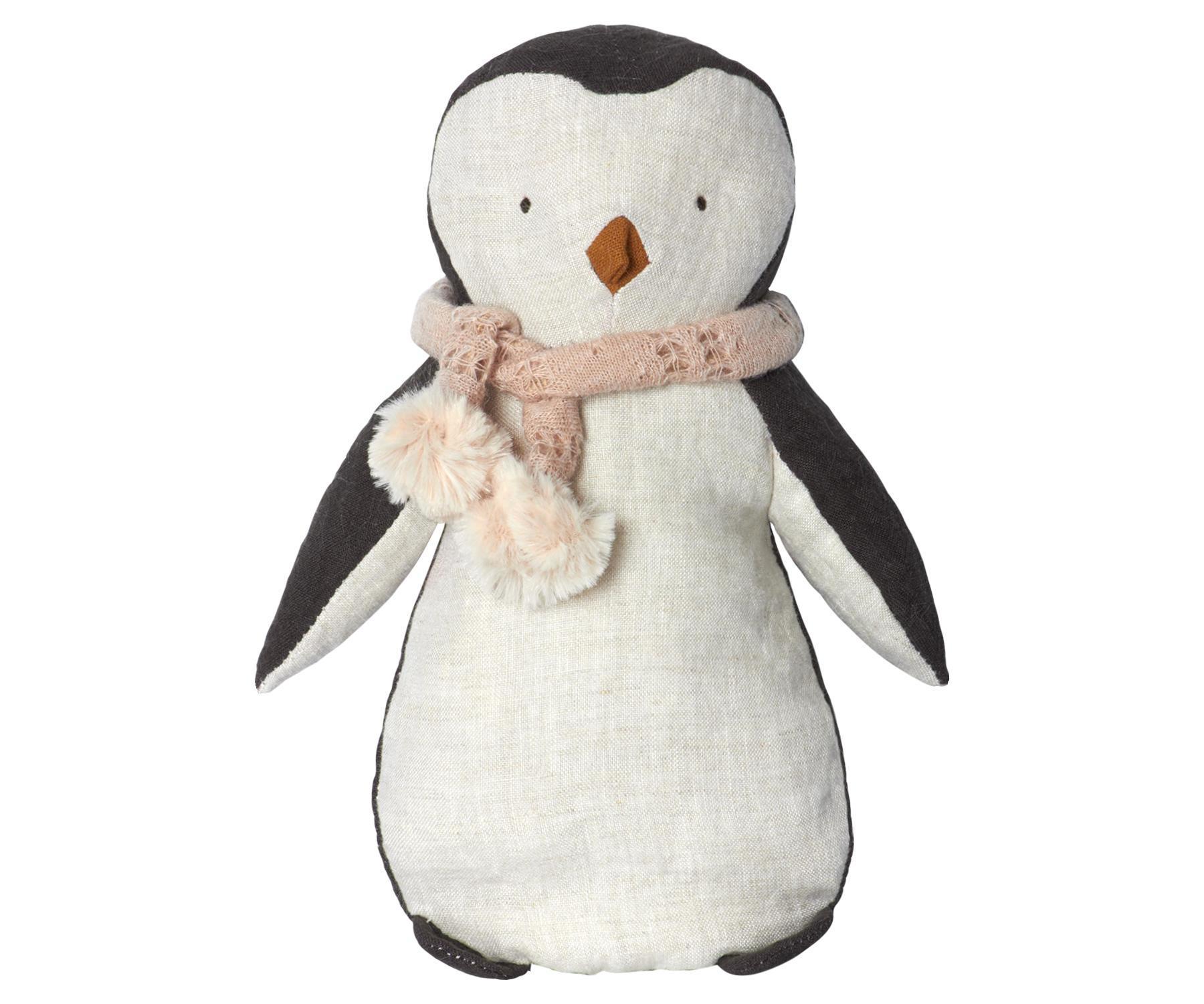 Maileg Textilní tučňák Girl 24c94e85f3
