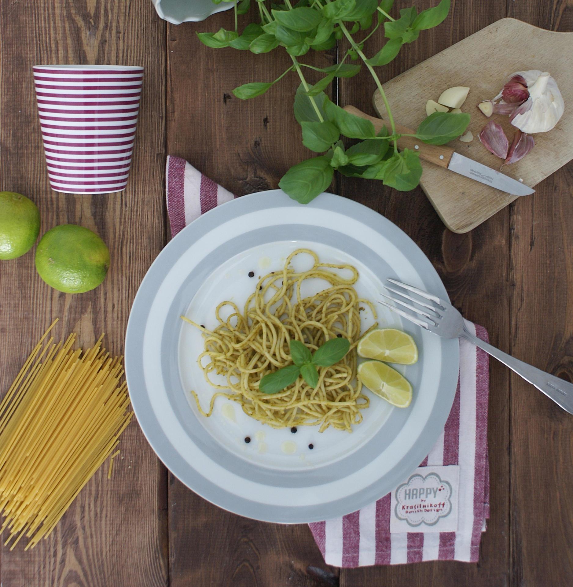 Krasilnikoff Obědový talíř Grey Stripes, šedá barva, porcelán