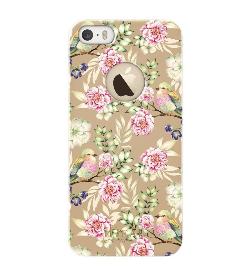 iDeal of Sweden Kryt na iPhone 5/5S/SE iDeal of Sweden Champagne Birds, multi barva, plast