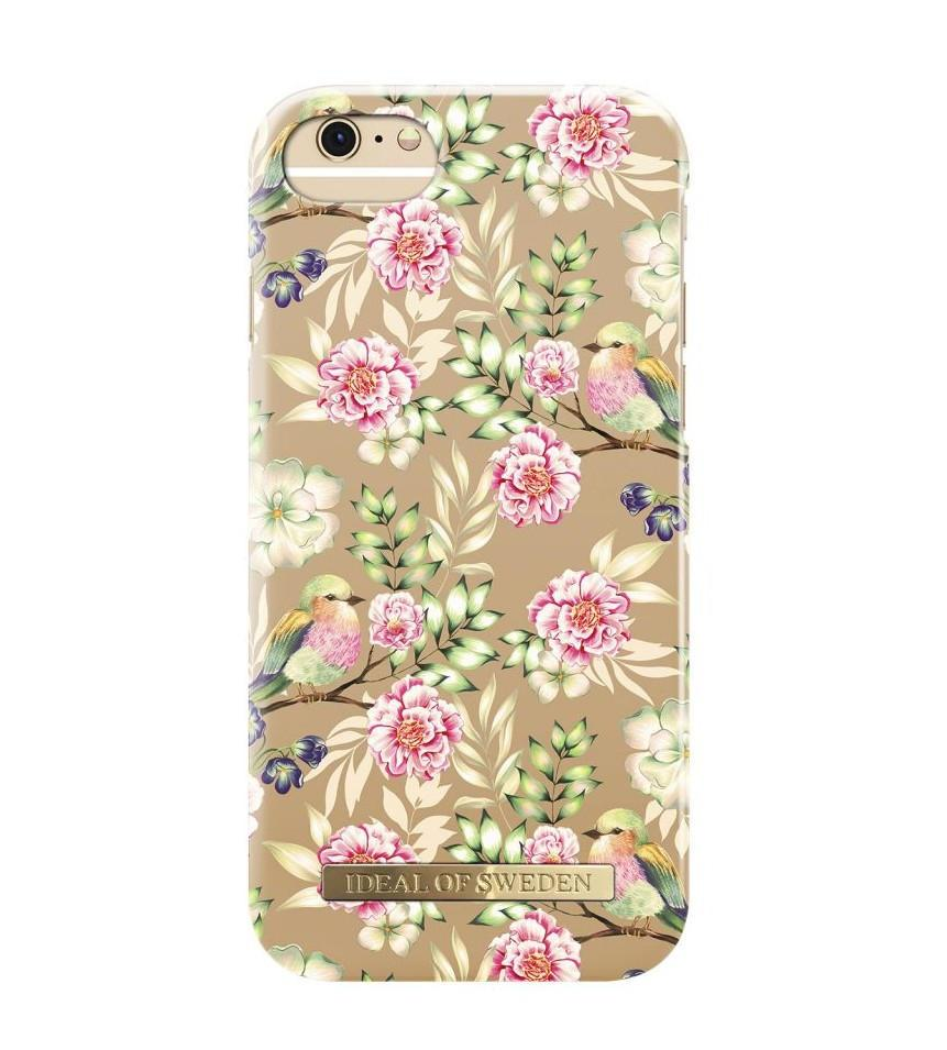 iDeal of Sweden Kryt na iPhone 6/6s/7/8 iDeal of Sweden Champagne Birds, multi barva, plast