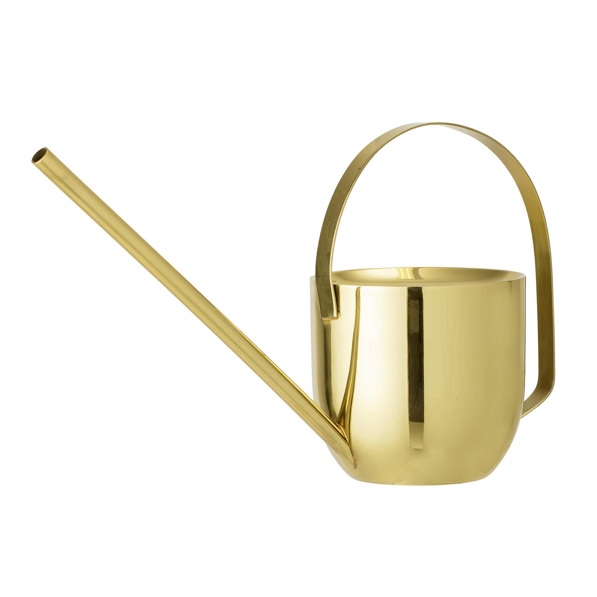 Bloomingville Konev na zalévání Gold, zlatá barva, kov