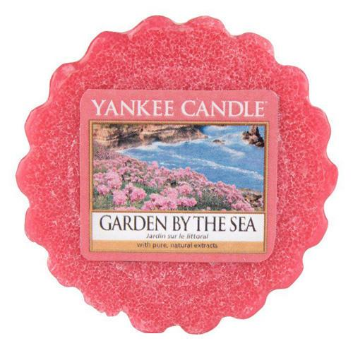Yankee Candle Vosk do aromalampy Yankee Candle - Garden By The Sea, růžová barva, vosk