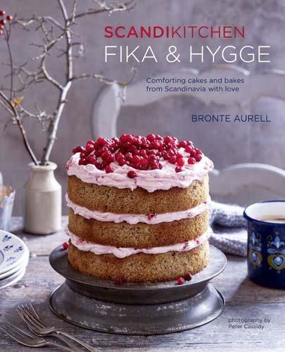 Scandikitchen Fika & Hygge - Bronte Aurell, multi barva, papír