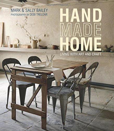 Handmade Home - Mark & Sally Bailey, multi barva, papír