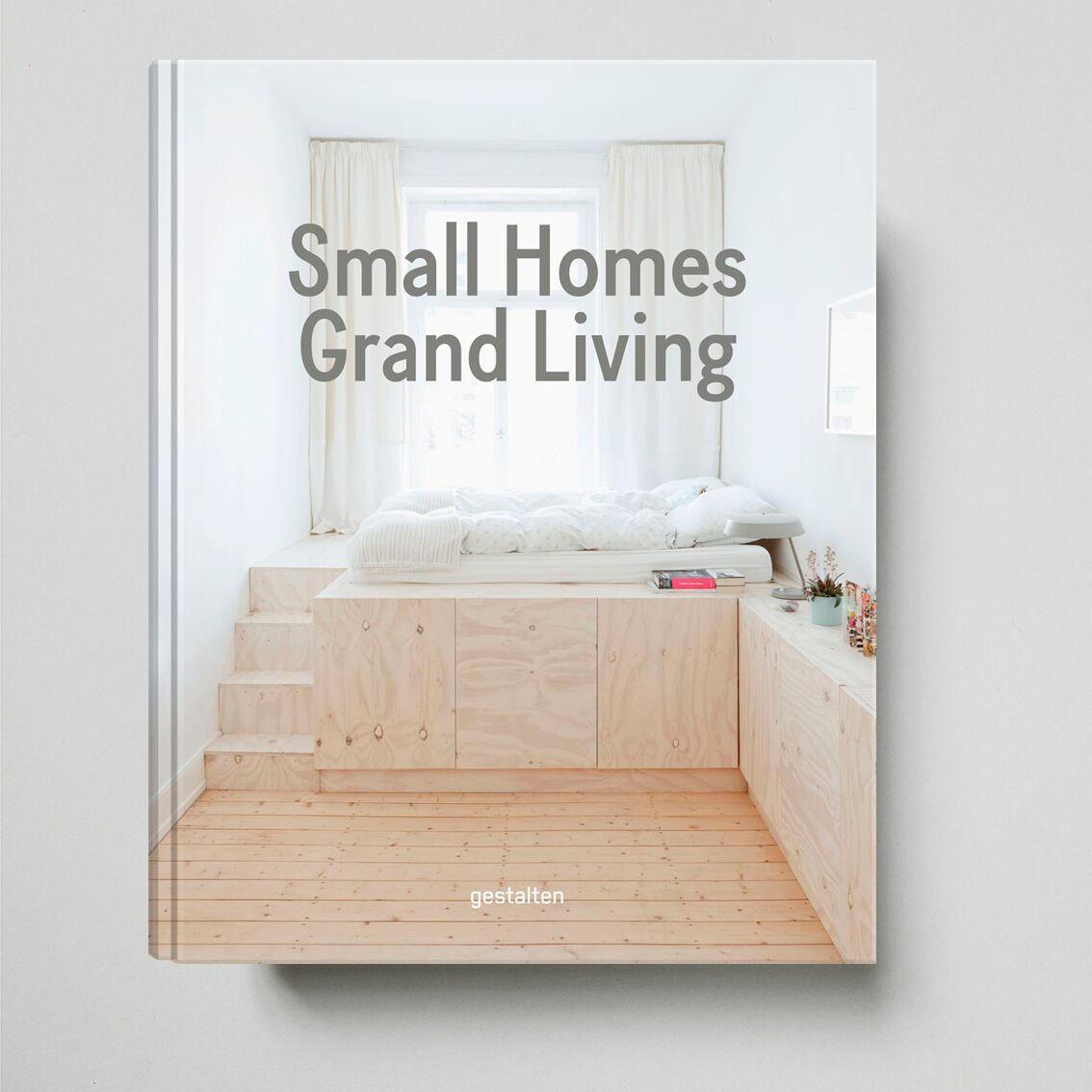 Small Homes Grand Living, papír