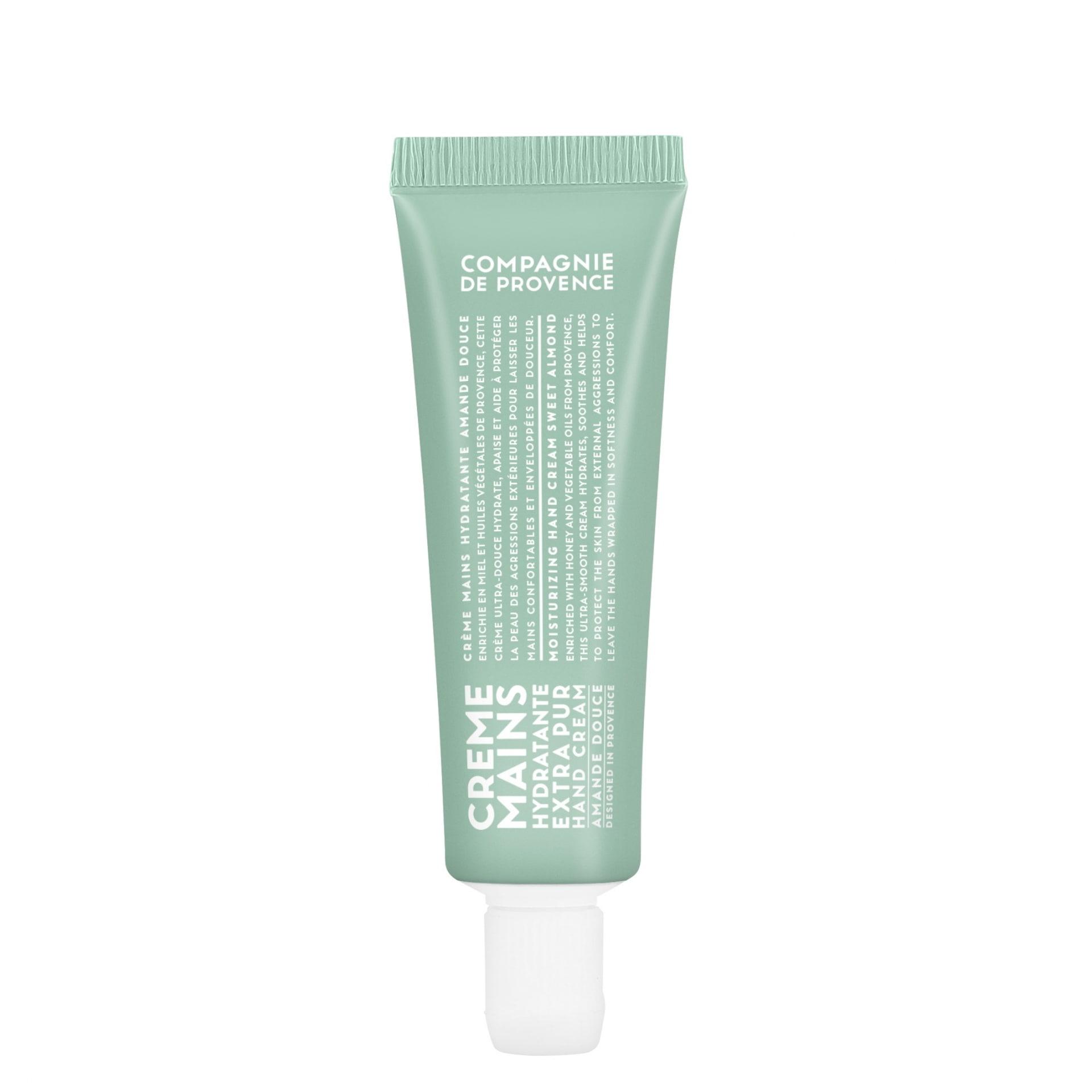 COMPAGNIE DE PROVENCE Krém na ruce - Amande Douce 30 ml, multi barva, plast