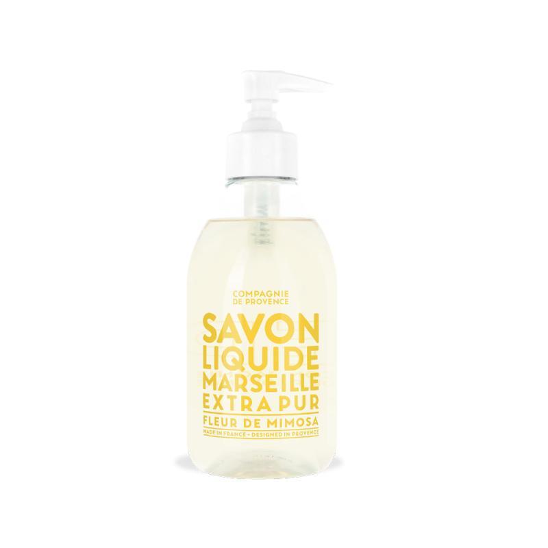 COMPAGNIE DE PROVENCE Tekuté mýdlo - Fleur de Mimosa 300 ml, multi barva, plast