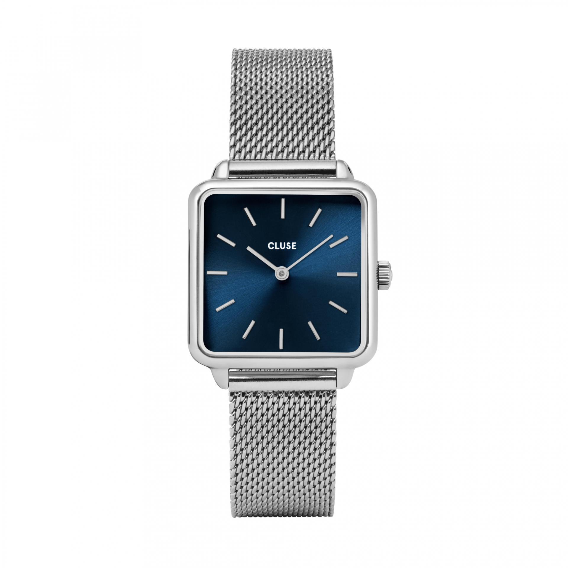 CLUSE Hodinky Cluse La Garconne Silver Blue 8621f01e87