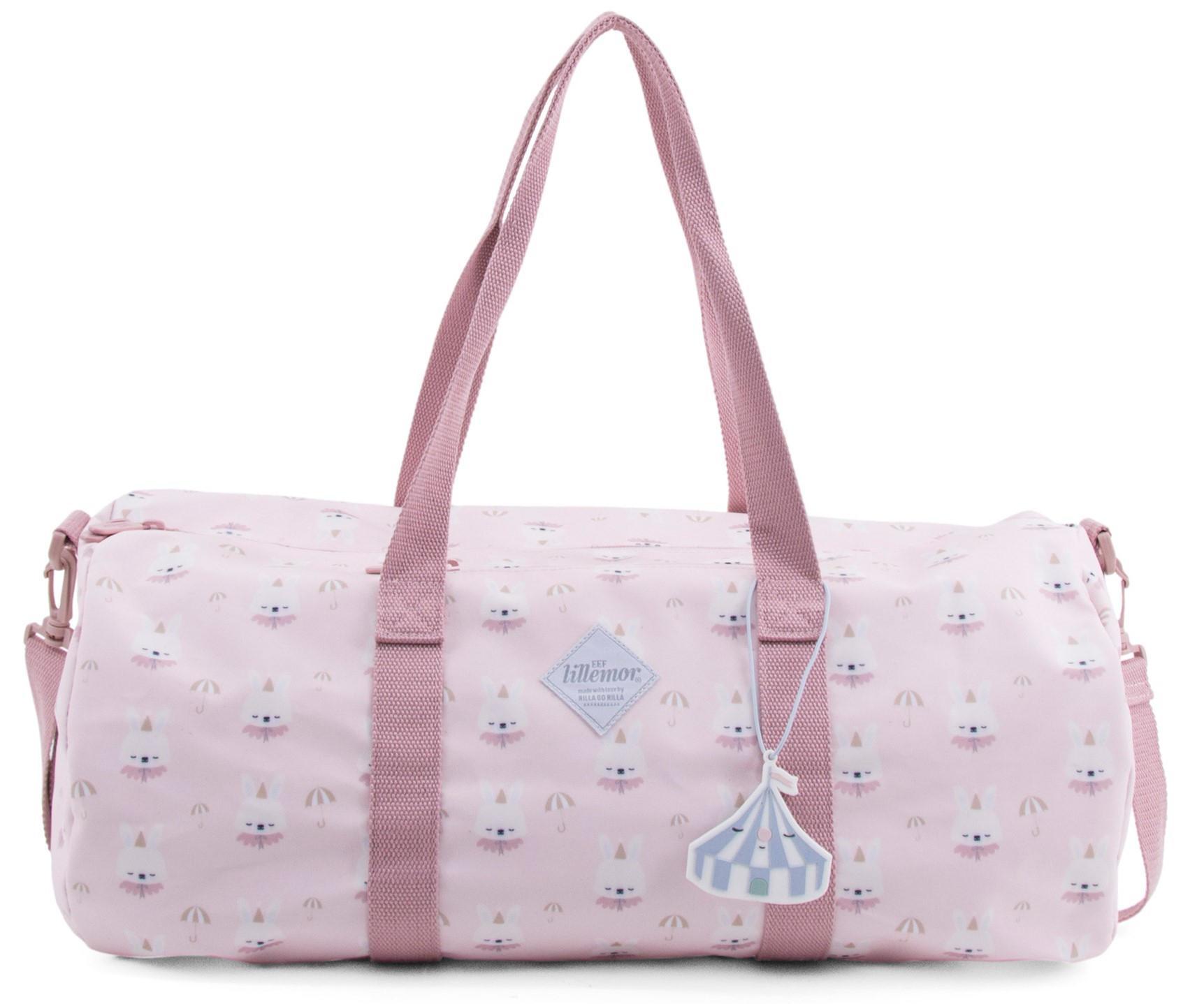 91d3fbaa41 EEF lillemor Cestovní taška Circus Travel Bag Bunny