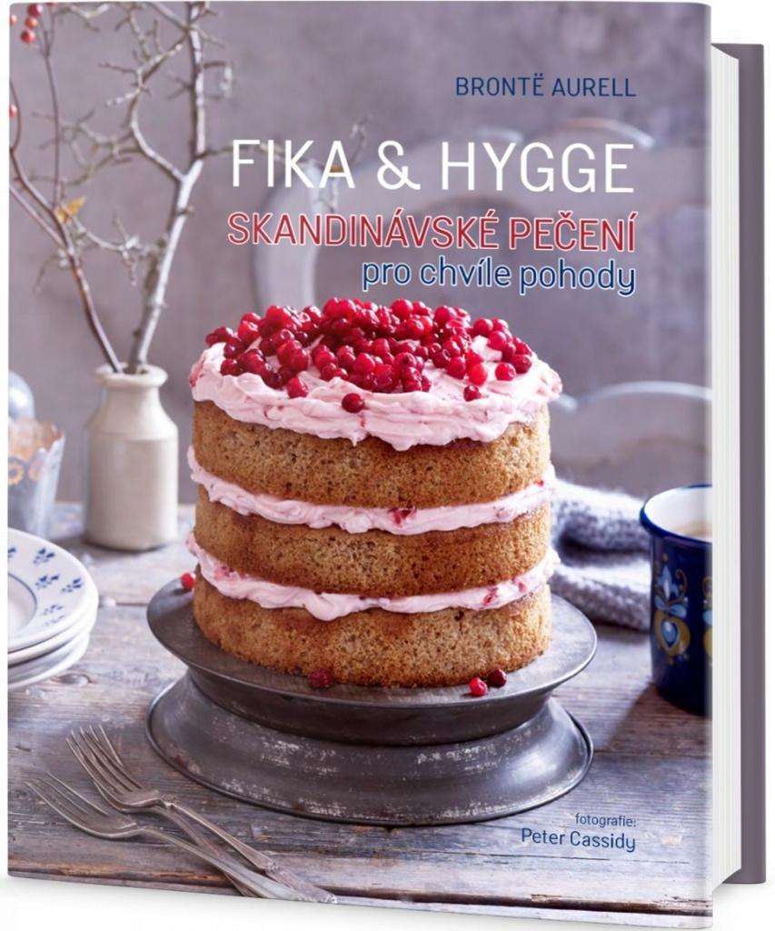 FIKA & HYGGE - Skandinávské pečení, Brontë Aurell - Česká, multi barva, papír