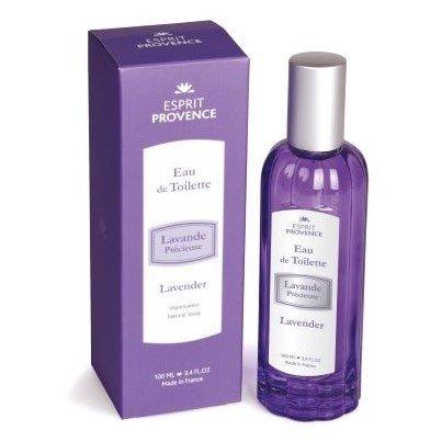 ESPRIT PROVENCE Toaletní voda Lavande Précieuse 100ml, fialová barva, sklo