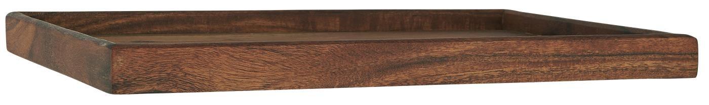 IB LAURSEN Dřevěný servírovací tác Oiled Acacia, přírodní barva, dřevo