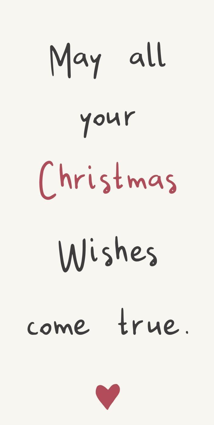 IB LAURSEN Papírové ubrousky Christmas Wishes, červená barva, černá barva, papír