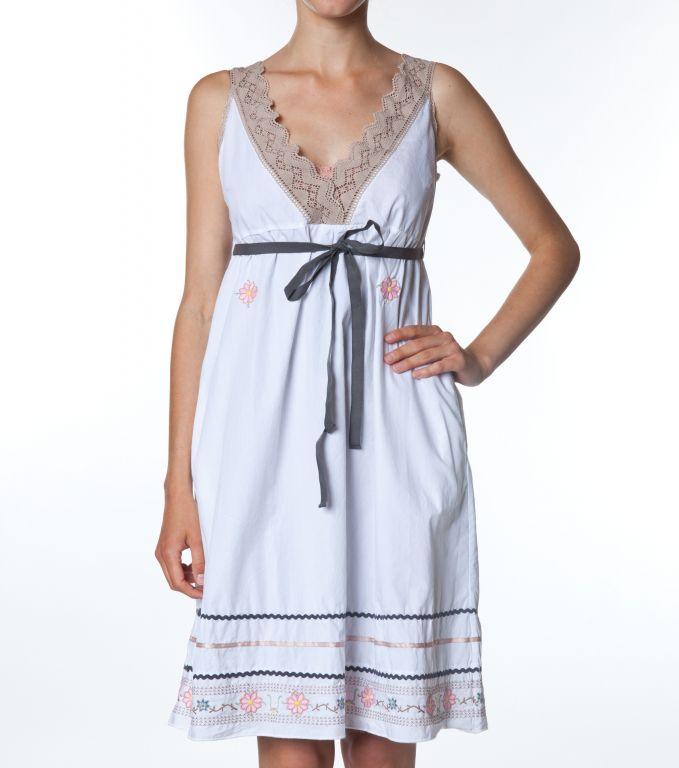 1fb83b1be81 Bavlněné bílé šaty 291 · ODD MOLLY   Bavlněné bílé šaty 291