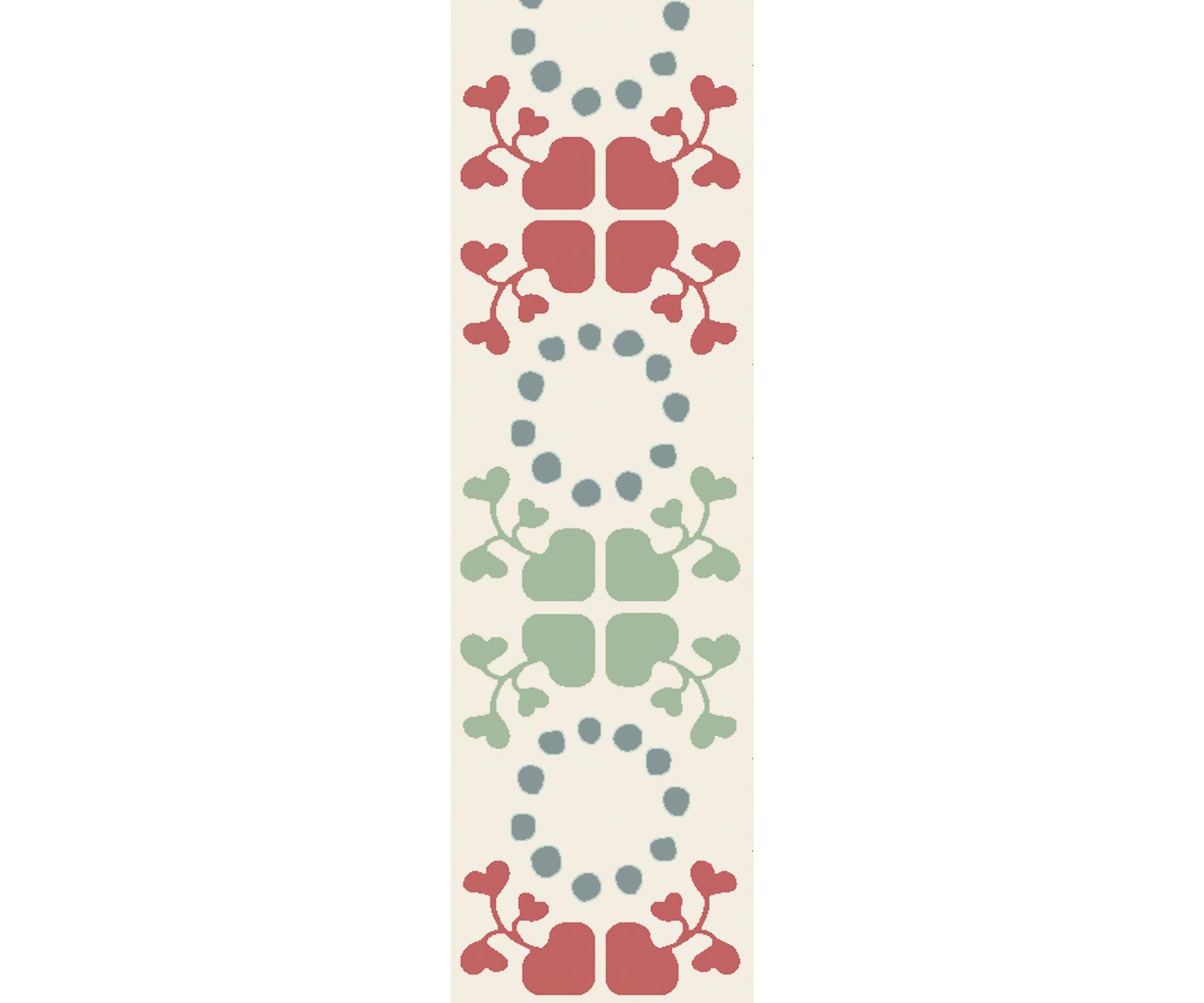 Maileg Bavlněná stuha Samples, multi barva, textil