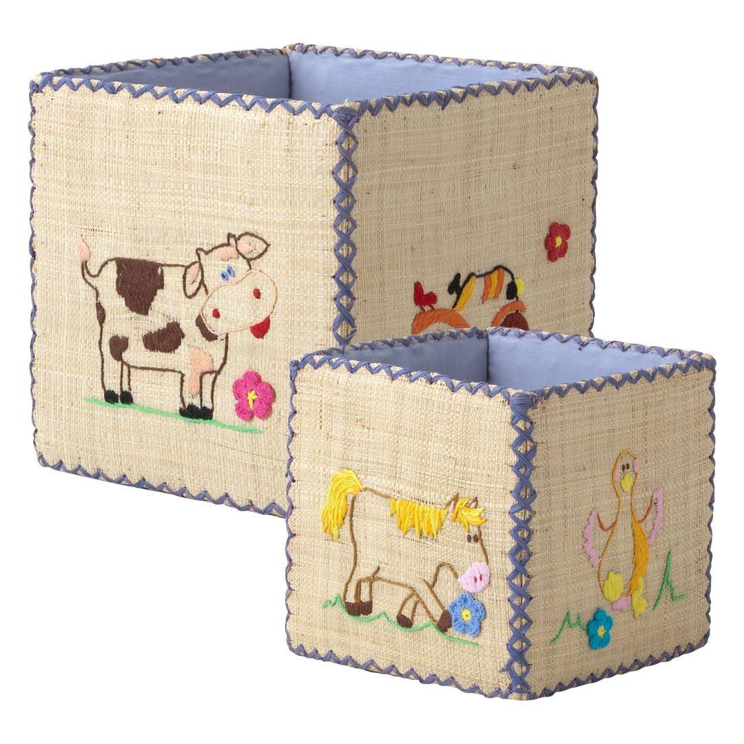 3f3efe05f Úložný box na hračky | Bella Rose