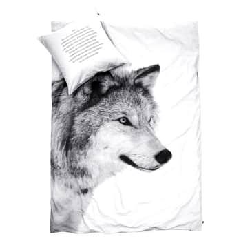 Dětské povlečení Junior Wolf