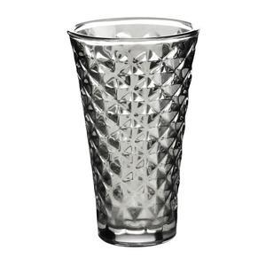 Tine K Home / Svietnik Facet glass Grey 15 cm
