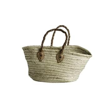Slaměná taška Tine KMini