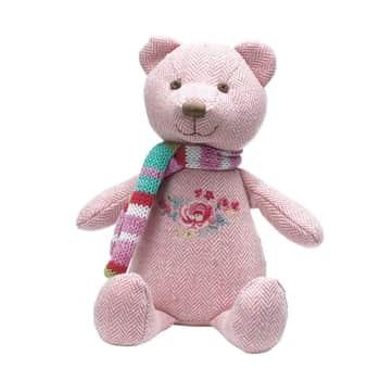 Medvídek Lulu Pink