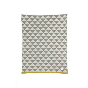 ferm LIVING / Deka Remix Grey 80x100