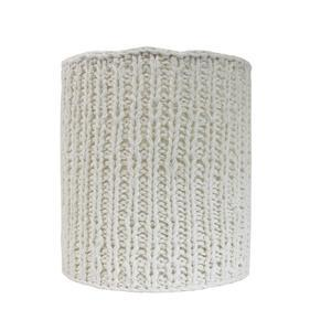 Madam Stoltz / Cylindr Knitted white