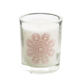 Romantická svíčka Tine K Home